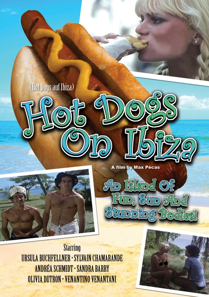 hot dogs auf ibiza, hot dogs on ibiza, starring ursula buchfellner